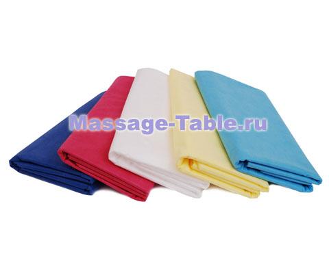 Простыни одноразовые для массажных столов